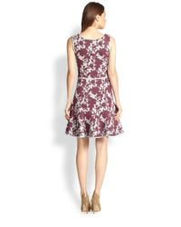 Zac Zac Posen - Red Wendy Dress - Lyst
