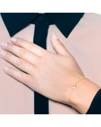 Lulu Frost | Metallic Code 14Kt Star Bracelet | Lyst