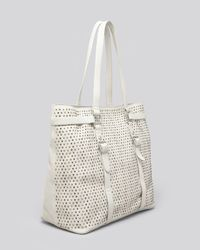 Ash - Natural Tote - Axel Leather - Lyst