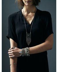 Jenny Bird | Metallic Rite Of Passage Necklace | Lyst