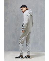 Stussy - Gray Fleece Sweatsuit Box Set for Men - Lyst