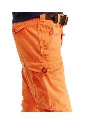 Polo Ralph Lauren | Orange Straight-fit Cargo Pant for Men | Lyst