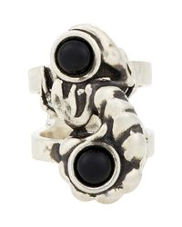 Pamela Love - Metallic Alacran Ring - Lyst