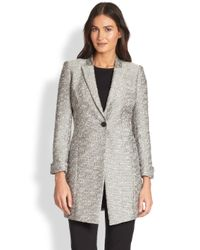 Lafayette 148 New York | Natural Marlee Jacket | Lyst
