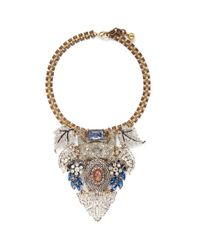 Lulu Frost - Blue 100 Years Vintage Necklace - Lyst