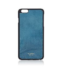 Vianel Blue Lizard Iphone 6+ Case for men