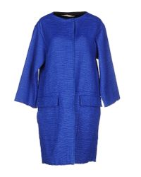 Schumacher - Blue Full-length Jacket - Lyst