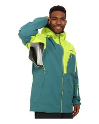 Patagonia | Green Untracked Jacket for Men | Lyst