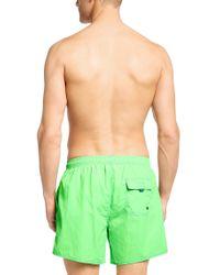 BOSS Green 'lobster'   Quick Dry Swim Trunks for men