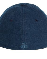 Brooks Brothers | Blue Wool Baseball Hat for Men | Lyst