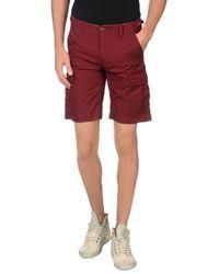 Carhartt - Purple Bermuda Shorts for Men - Lyst