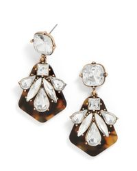 BaubleBar - Multicolor Resin Grotto Drops - Lyst