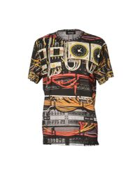 Michael Thoms | Red T-shirt for Men | Lyst