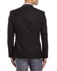 Moods Of Norway - Black Stein Tonning Tuxedo Jacket for Men - Lyst