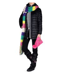 Napapijri | Black Full-length Jacket | Lyst