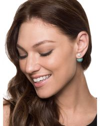 BaubleBar Blue Turquoise 360 Studs