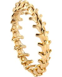 Shaun Leane | Serpent's Trace 18ct Yellow-gold Ring for Men | Lyst