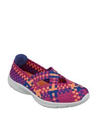 Easy Spirit | Pink Quest Sneakers | Lyst