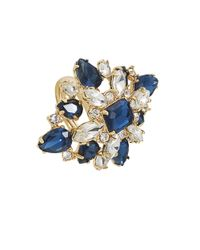 Carolee | Blue Note Cocktail Ring | Lyst