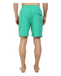 Vineyard Vines - Green Solid Bungalow Shorts for Men - Lyst