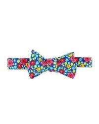 Neiman Marcus - Multicolor Floral Bow Tie for Men - Lyst