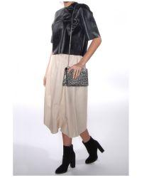 By Malene Birger Pink Eulera Skirt