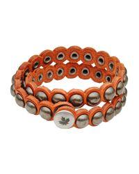 DSquared² Brown Bracelet