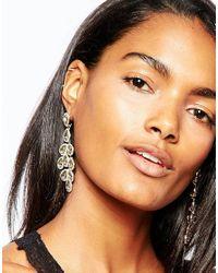 ALDO - Metallic Sister Drop Earrings - Lyst
