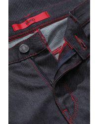 HUGO Blue Men's 708 Straight Leg Jeans for men