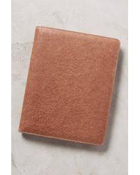 Will Leather Goods - Brown Jojo Ipad Case - Lyst