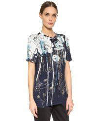 Jason Wu - Multicolor Floral T-shirt - Lyst