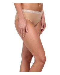 Le Mystere | Natural Safari Smoother Hi Cut Brief | Lyst
