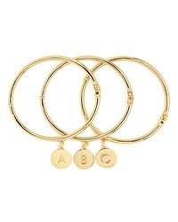 kate spade new york | Metallic One in A Million Initial Bangle | Lyst