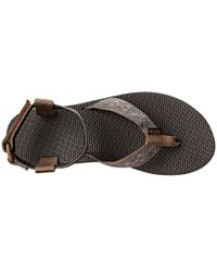 Teva Brown Original Sandal