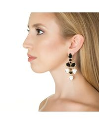 Kendra Scott | Green Pacey Earrings, Turquoise | Lyst
