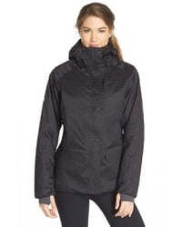 Helly Hansen | Black 'blanchette' Waterproof Jacket | Lyst