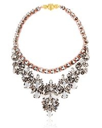 Shourouk | Metallic Princess Comet Necklace | Lyst