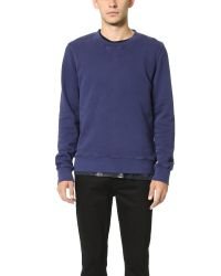 BLK DNM | Blue Sweatshirt 45 for Men | Lyst
