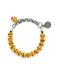 Venessa Arizaga | Multicolor 'to Stay Or To Go' Bracelet | Lyst