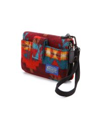 Pendleton Red Mini Cell Phone Wallet