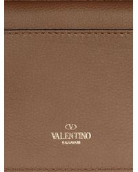 Valentino - Brown To Be Cool Leather Tote - Lyst