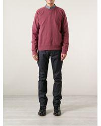 Acne Studios Blue 'Roc Raw' Jeans for men