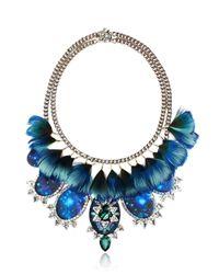 Bijoux De Famille | Blue Neptune Necklace | Lyst