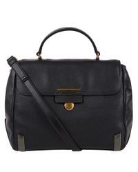 Marc By Marc Jacobs - Black Sheltered Island Top Handle Bag - Lyst
