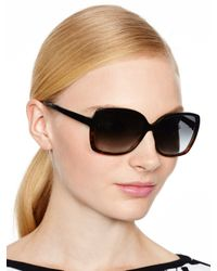 kate spade new york - Black Darilynn Sunglasses - Lyst