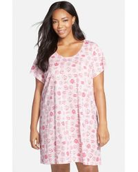 Carole Hochman Pink Sleep Shirt