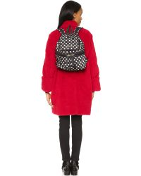 Kate Spade | Black Clark Court Nylon Matty Backpack | Lyst
