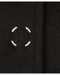 Acne Studios Black Acel Coat