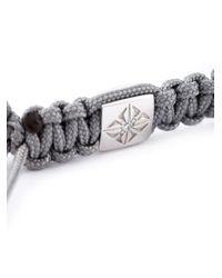 Shamballa Jewels Metallic Beaded Bracelet