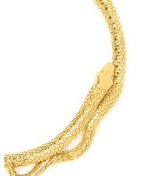 Aurelie Bidermann - Yellow Marisa Necklace - Lyst